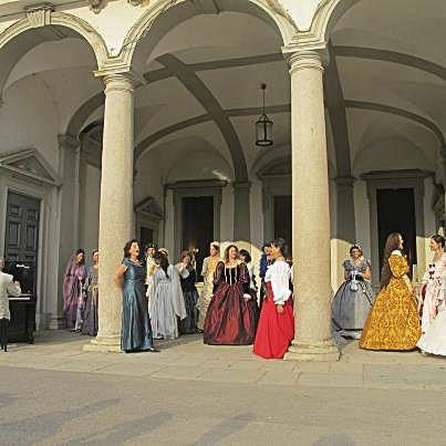 Le tredici lune di Monza – Casa della Poesia di Monza – Inaugurazione 2012