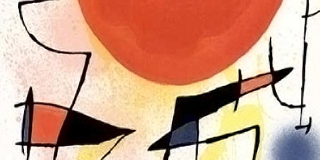 Dipinto di Miró