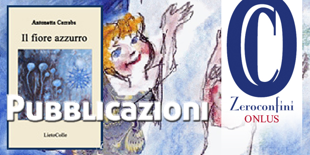 zeroconfini Onlus pubblicazioni-fiore-azzurro