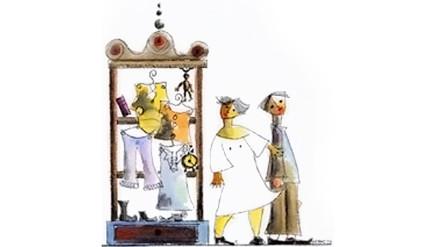 Cenerentola, illustrazione di Adamo Calabrese