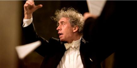 Marco Mencoboni, clavicembalista, organista e direttore d'orchestra