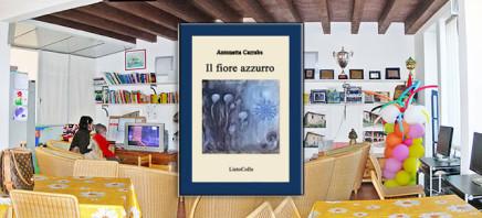 Fiore Azzurro, un libro di poesie che contribuirà alla Ricerca per la leucemia del bambino