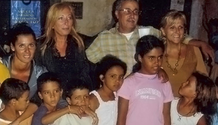 Zeroconfini visita i profughi Sahrawi