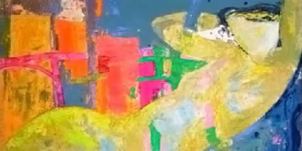 Dipinto di Salvatore Fiume