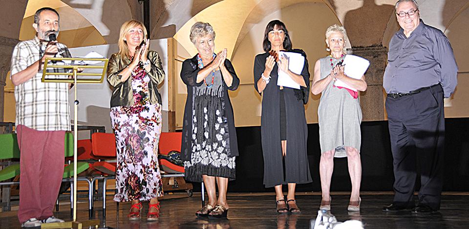 Premiazione del concorso Il velo di Iside 2011