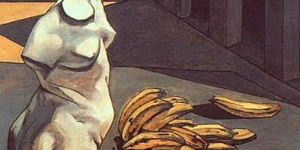 Giorgio De Chirico, L'incertezza del poeta, 1913, Tate Gallery, Londra