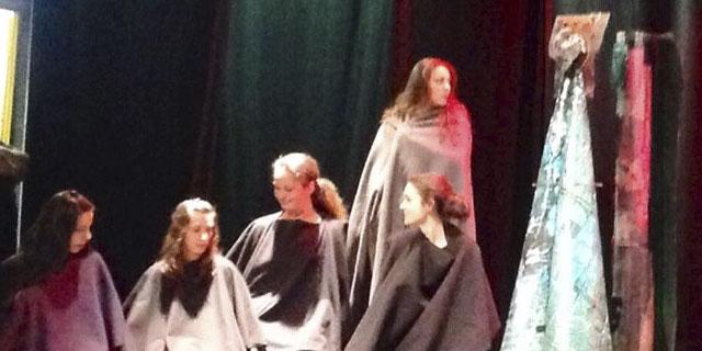Il delitto di Oreste – 30 giu 2014 – Teatro Binario 7 Monza 01