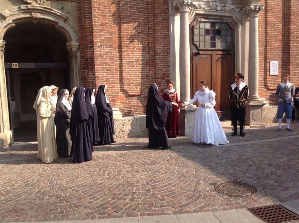 Donna Marianna de Leyva, la Monaca di Monza p9 – 27.9.14
