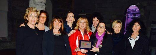 Genova – Febbraio 2015 – Zeroconfini riceve il Premio La Ragazza di Benin City 01