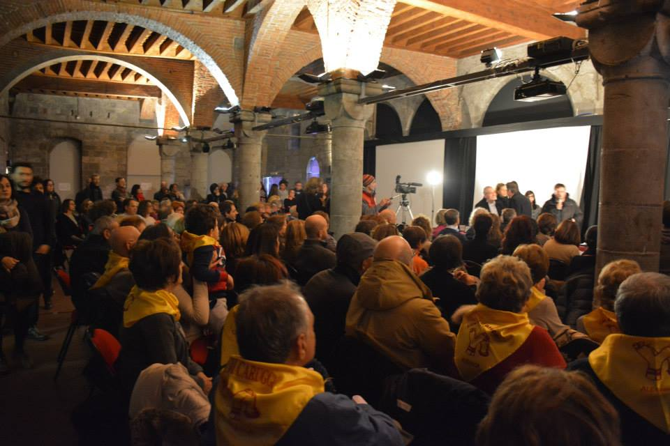 Genova – Febbraio 2015 – Zeroconfini riceve il Premio La Ragazza di Benin City 05