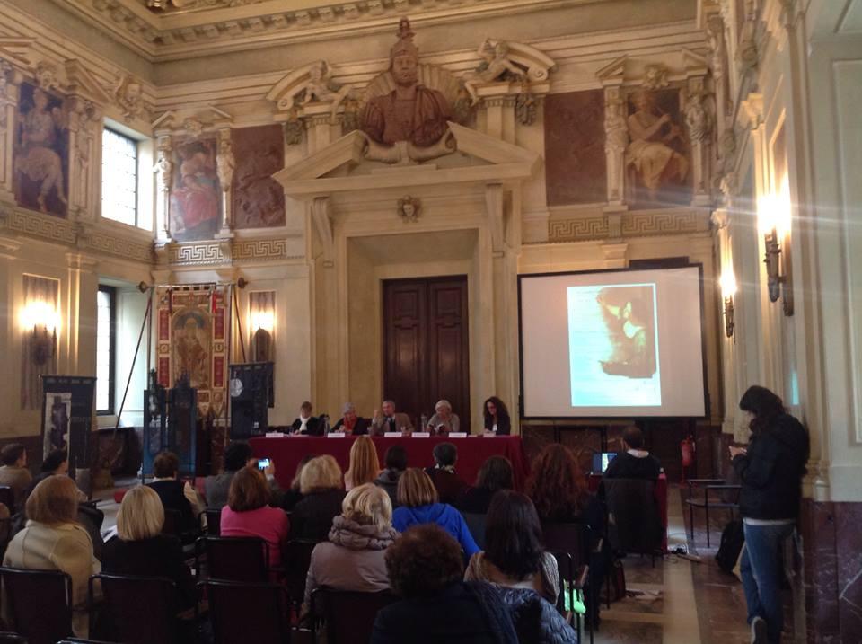 Mido 2014.11.7 Sala Alessi di Palazzo Marino, Milano2