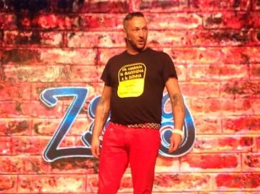 Zelig Zeroconfini -Ti aspetto fuori - 26 sett 2014