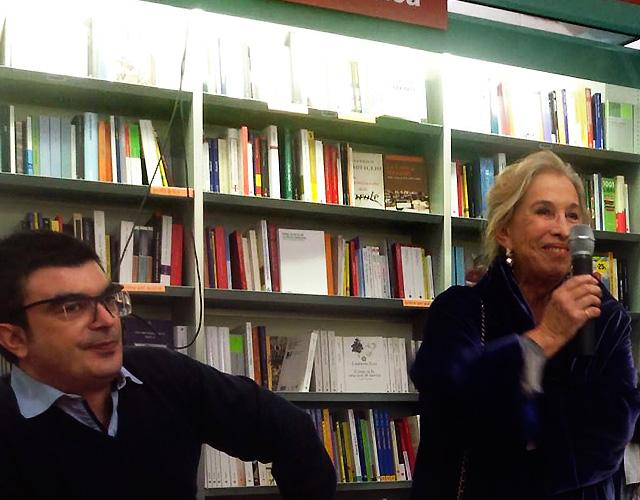 8 aprile 2014 Parole di cuore Libreria Feltrinelli 07
