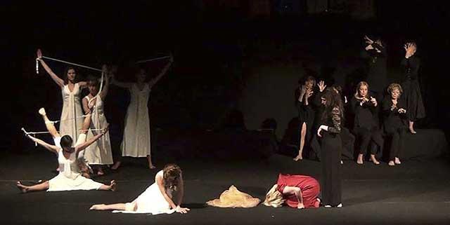 Evento (foto) Viole per Enza a Genova – 28.11.13 – regia e coreografia Luisa Zanoli-03