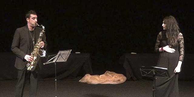 Evento (foto) Viole per Enza a Genova – 28.11.13 – regia e coreografia Luisa Zanoli-10