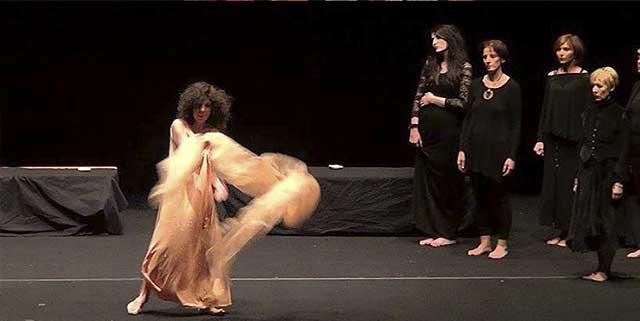 Evento (foto) Viole per Enza a Genova – 28.11.13 – regia e coreografia Luisa Zanoli-11
