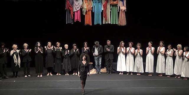 Evento (foto) Viole per Enza a Genova – 28.11.13 – regia e coreografia Luisa Zanoli-16