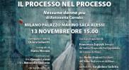 Il Processo nel Processo: intervento di Francesca Zajczyk, delegata del Sindaco Pisapia alle Pari Opportunità del Comune di Milano