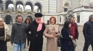 """La rappresentazione di 'Il Processo nel Processo"""" di venerdì 13 novembre nella Sala Alessi di Palazzo Marino, è stata un successo di pubblico e di consensi"""