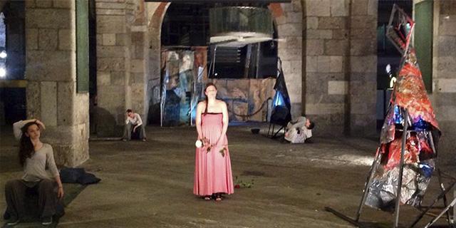 La Rosa Spezzata – 30.05.2014 – Loggia dei Mercanti Milano 02