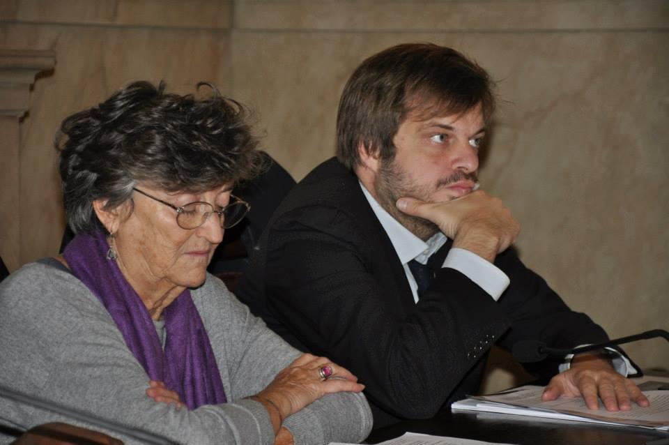 Francesca Zajczyk e Piefrancesco Majorino