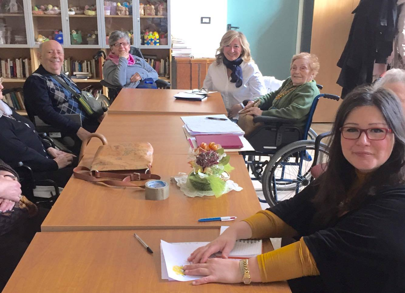 Poeti Fuori Strada  A riunione
