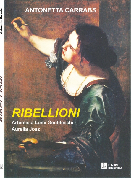 Antonetta Carrabs-RIBELLIONI Nemapress (copertina)