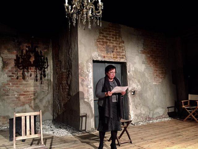 Loredana Riva – Presentazione del libro di Antonetta Carrabs  RIBELLIONI
