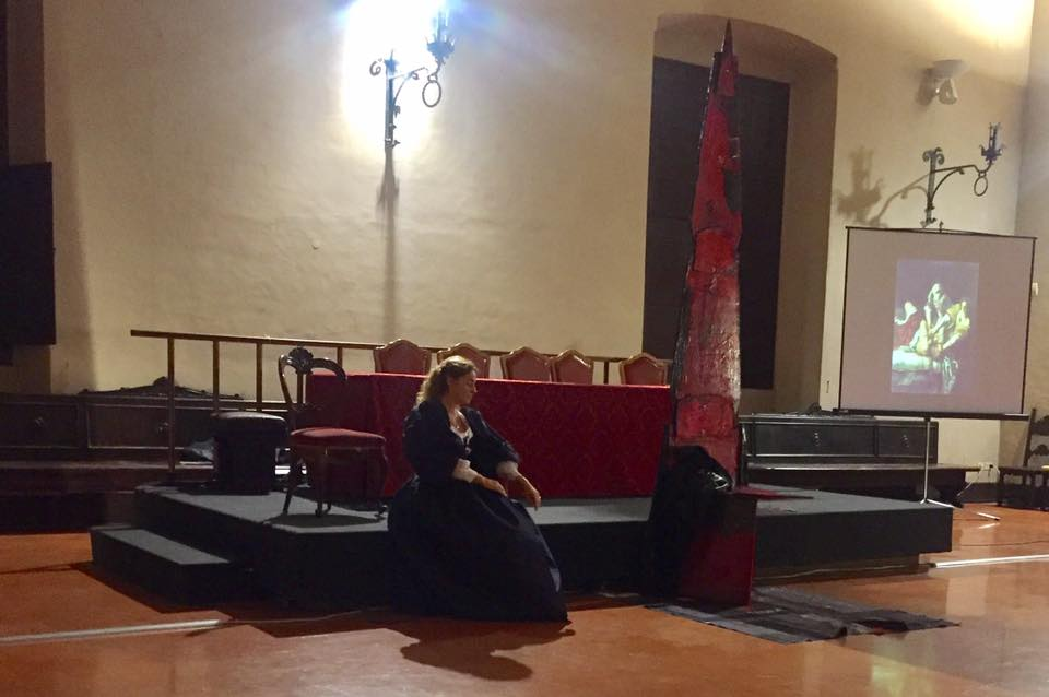 Chiara Gelmetti ADA Associazione Danze Antiche – Il Processo nel Processo -Pesaro- 25 11 2016