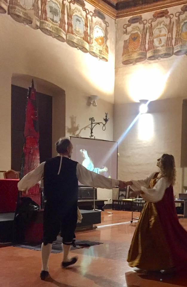 Lucio Paolo Testi e Chiara Gelmetti – Il Processo nel Processo -Pesaro- 25 11 2016
