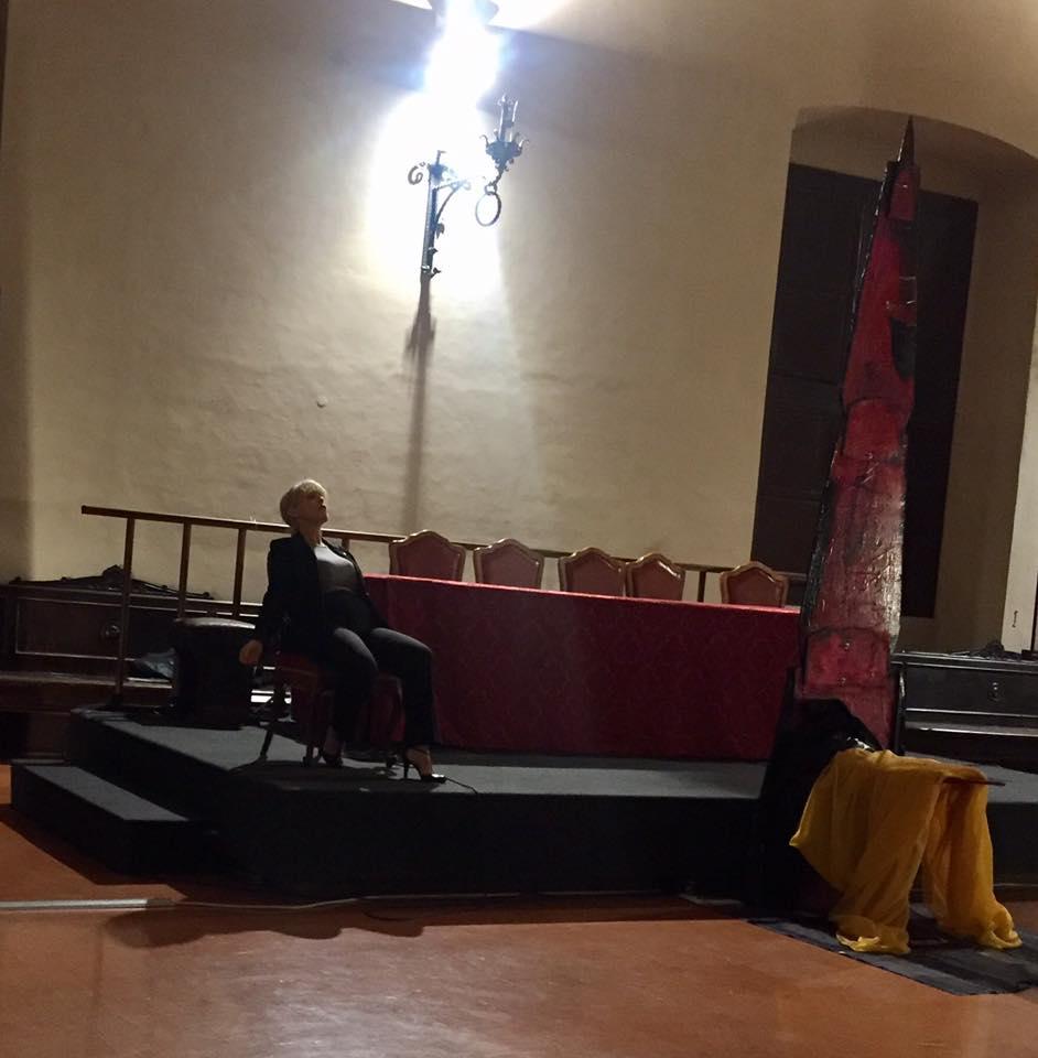 Margo Volo – Il Processo nel Processo -Pesaro- 25 11 2016