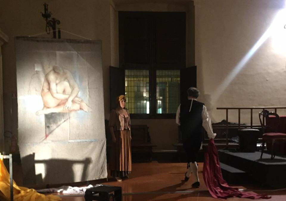 Mara Gualandris e Lucio Paolo Testi – Il Processo nel Processo -Pesaro- 25 11 2016