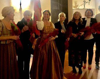Foto di gruppo - Il Processo nel Processo -Pesaro- 25 11 2016