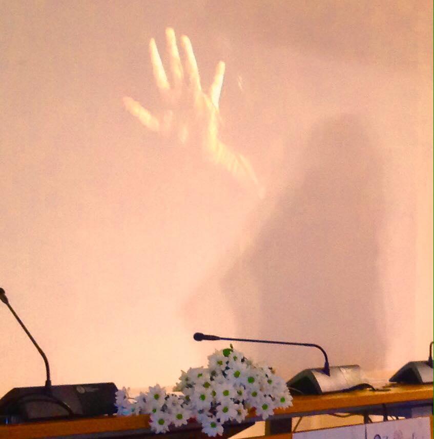 Il silenzio delle margherite – Conferenza
