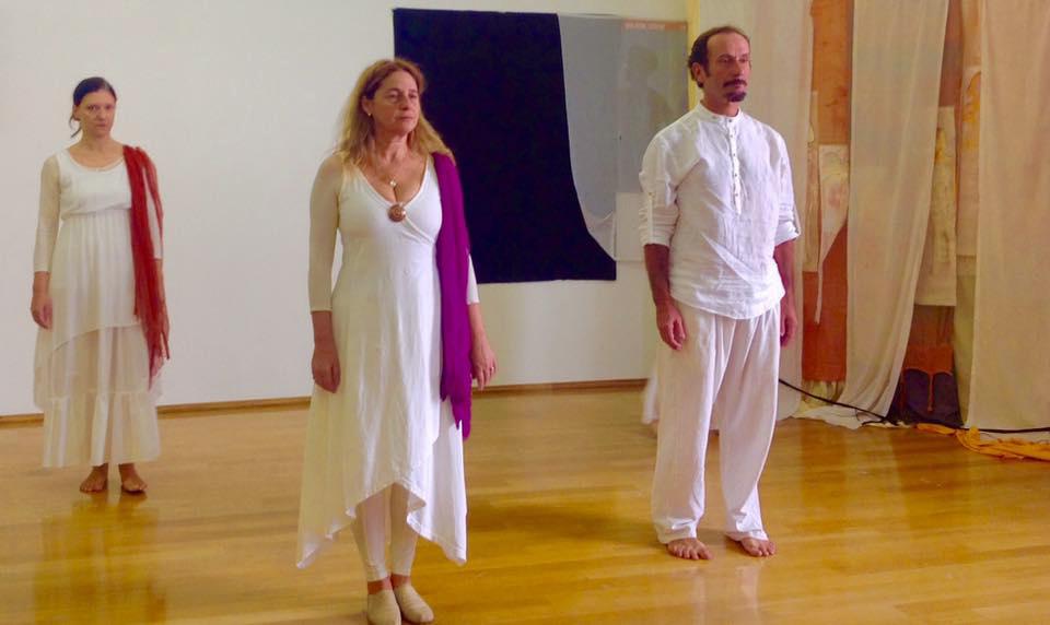 Il silenzio delle margherite – Danza sacra di Gurdjieff – Chiara Gelmetti