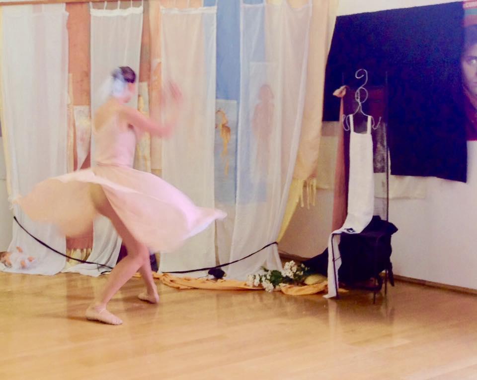 Il silenzio delle margherite – Giselle – Anna Olkhovaya