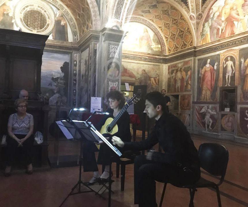 Concerto per I Poeti per la Cultura di Pace