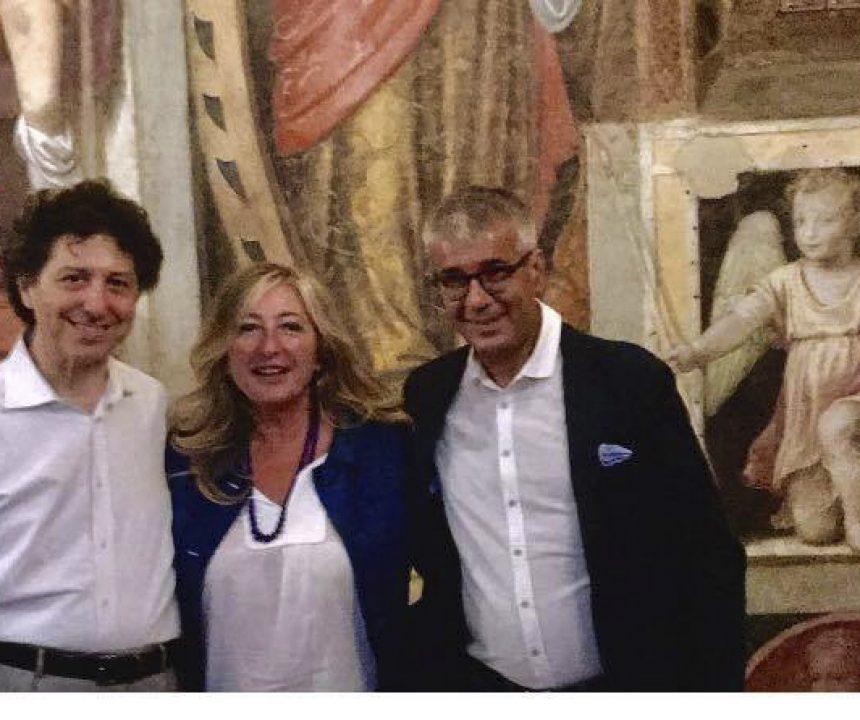 Il maestro Porroni, A. Carrabs, L. Monti
