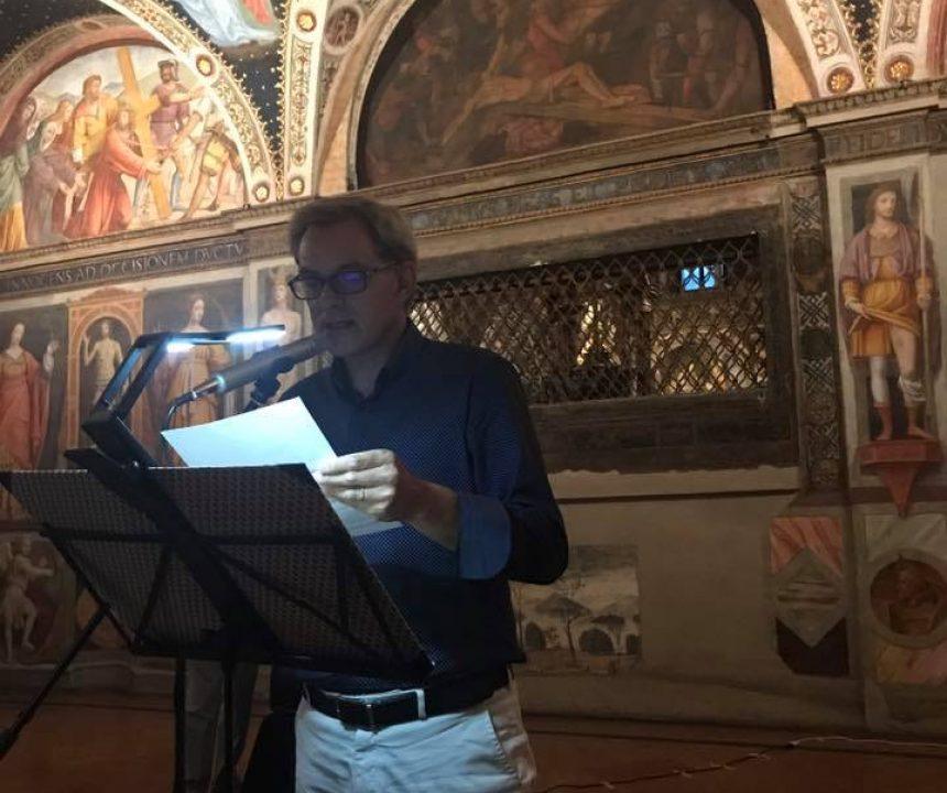 M. Bellini per I Poeti per la Cultura di Pace