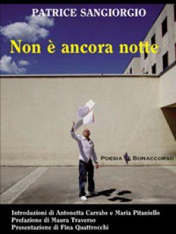 <em>Non è ancora notte</em> Libro di Lettere dal carcere ad Antonetta Carrabs